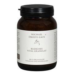 Droste Laux – Basisches Vital-Granulat, 160g