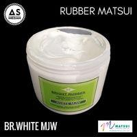 TINTA SABLON KAOS MATSUI BRIGHT RUBBER - WHITE MJW 500GR