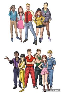 First Power Rangers, Power Rangers Fan Art, Power Rangers 2017, Mighty Morphin Power Rangers, Pawer Rangers, Pokemon, Fire Emblem Awakening, Manga Anime, Cartoon Shows