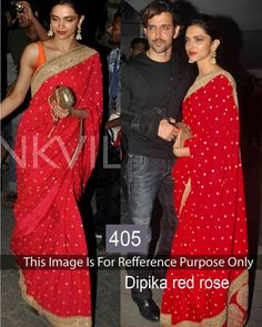 Deepika Red Bollywood Saree Product Details : Saree : Georgette Blouse : Raw Silk  Price : 2200 INR Only ! #Booknow  CASH ON DELIVERY Available In India ! Shipping Charges Extra 👉 World Wide Shipping Available ! ✈ PayPal / WU Accepted 👉 Free Shipping On Prepaid Shipment In India 👉 Stitching Service Available 👉 To order / enquiry 📲 Contact Us : +91 9054562754 ( WhatsApp Only )