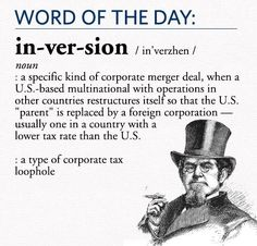 We need to close the corporate tax inversion loophole now! http://bit.ly/1pCXTf7