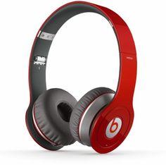 Beats by Dr. Dre Wireless Auriculares de Diadema – Rojo