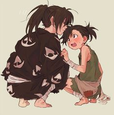 Find images and videos about anime, dororo and hyakyymaru on We Heart It - the app to get lost in what you love. Otaku Anime, Manga Anime, Anime Art, Anime Love, Anime Guys, Monster Musume, Cosplay Anime, Popular Anime, Anime Costumes
