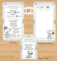 My Little Snoopy Baby Snoopy Baby Shower invitations by JuKaDesignz on Etsy https://www.etsy.com/listing/232208567/my-little-snoopy-baby-snoopy-baby-shower