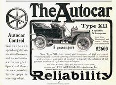 The Autocar Company, 1906