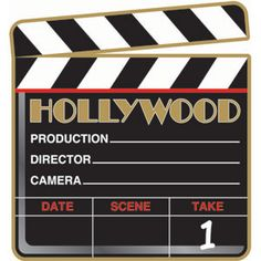 Action! This cutout will make a bigshot director out of anyone!