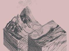 RESTORED_StudioFludd_5 Mount Everest, Restoration, Mountains, Studio, Nature, Travel, 3d, Naturaleza, Viajes