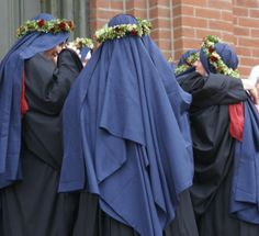 the Perpetual Profession of Vows of the Benedictines of Mary, Queen of Apostles.