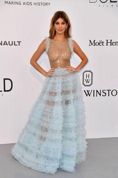 Camila Morrone - 2017 Cannes Film Festival, amfAR Gala