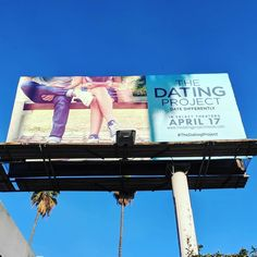 """The Dating Project"" is a wonderful new documentary film co-produced by Paulist Productions. It will be a Fathom Event in theaters on April This billboard for is seen in Hollywood, CA! Dorothy Day, Entertaining Angels, New York Christmas, Television Program, Documentary Film, In Hollywood, Billboard, Documentaries, Insight"
