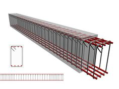 BuildingHow > Products > Books > Volume A > The structural frame > Structural frame behaviour > Beams and columns Civil Engineering Design, Civil Engineering Construction, Construction Design, Concrete Footings, Reinforced Concrete, Concrete Structure, Structure Metal, Rebar Detailing, Building Foundation