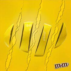 M&M's Espagna - Ten cuidado si no compartes tus M&M's en el cine, hay un viejo mutante suelto y no se anda con tonterías