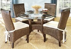 Shop for a Abaco 5 Pc Diningroom at Rooms To Go. Find Dining Room Sets that will look great in your home and complement the rest of your furniture.