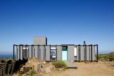 Tunquén House / Mas Fernandez Arquitectos