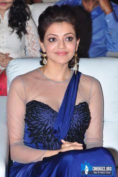 Hot And Sexy Stills Of Actress Kajal Aggarwal
