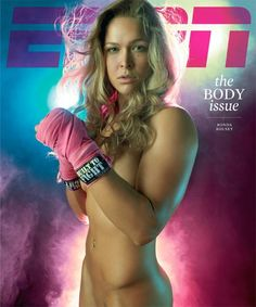 Ronda Rousey nude uncensored pics from ESPN. The naked photo shoot from the UFC champ is all here in HD pics. Ronda Rousey is hot! Ronda Rousey Body, Ronda Rousey Pics, Muay Thai, Parkour, Kickboxing, Jiu Jitsu, Rowdy Ronda, Bodybuilding, Strong Women