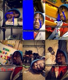 All these uploads and I'm still bored lol