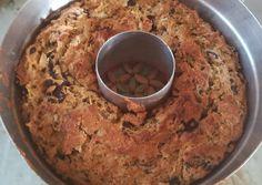 κύρια φωτογραφία συνταγής Κέικ ελιάς με αεριούχα πορτοκαλάδα Oatmeal, Recipies, Bread, Baking, Breakfast, Savoury Pies, Food, Cyprus, Pastries