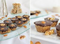 This Rawsome Vegan Life: peanut butter coconut cups with dark chocolate