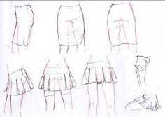 Resultado de imagen para como dibujar anime paso a paso cuerpo