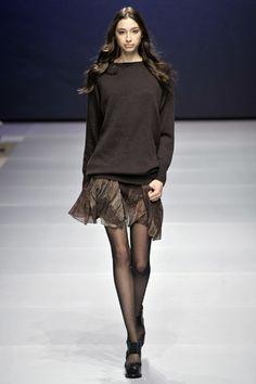 Topshop Unique Fall 2008 Ready-to-Wear Fashion Show - Alexandra Agoston
