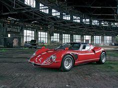 Alfa Romeo T33 Stradale イメージ 18