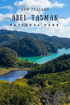 One of the Nine Great Walks in New Zealand is in the Abel Tasman National Park. A perfect combination of forest and beaches, a pleasant place for hiking. Perth, Brisbane, Sydney, Melbourne, Tasmania Australia, Visit Australia, Australia Travel, South Australia, New Zealand Itinerary