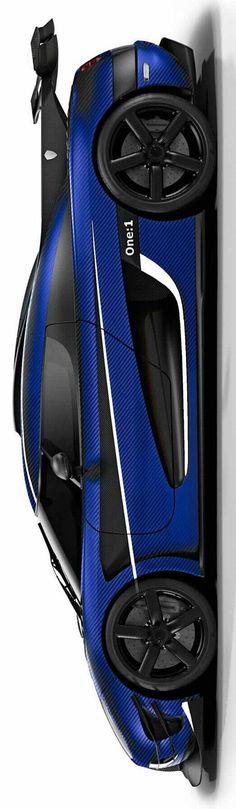 Koenigsegg One:1 Carbon Fiber by Levon