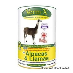 Verm X Pellets For Alpacas Llamas 750g The Verm-X formulation for Alpacas and…