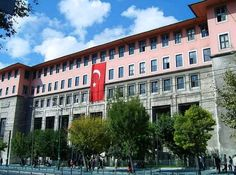 İstanbul Üniversitesi Edebiyat Fakültesi Kütüphanesi-Year built: 1912-Architect: Mimar Kemalettin-İstanbul
