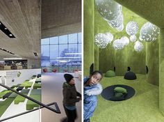 Seinäjoki Library, Finlandia. JKMM Architects
