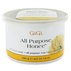 Gigi Wax... so easy to use at home and really inexpensive too!