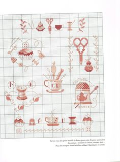Gallery.ru / Фото #3 - Собираю схемы с наперстками - Julie-pr