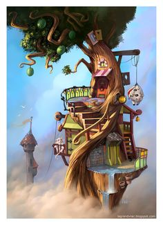 House Tree Art More