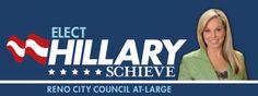 Hillary Schieve for Reno City Council