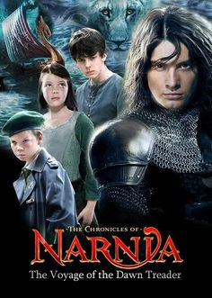 Narnia-- The Voyage of the Dawn Treader
