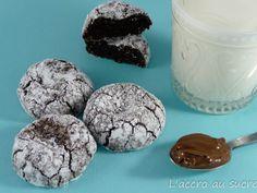L'Accro au sucre a un blog: Les bouchées Fondantes chocolat noisettes par PURE...