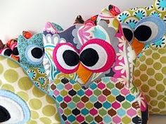 I just love these little guys...Owl rice bag warmers