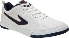Tênis Topper Dominator L.E. II Branco e Azul Marinho