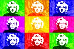 Sassy brassy rainbow fabric by keweenawchris on Spoonflower - custom fabric