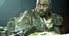 Idris Elba Vs. Jackie Earle Haley in Latest Dark Tower Set Photos -- Idris Elba's Roland Deschain and Jackie Earle Haley's Sayre are seen in an intense stand-off in new photos from The Dark Tower set. -- http://movieweb.com/dark-tower-movie-set-photos-idris-elba-jackie-earle-haley/