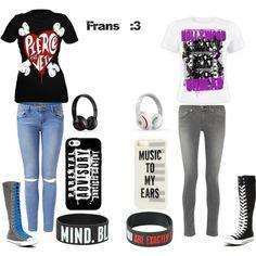 """Frans :3"" by eyelessjack229 on Polyvore"