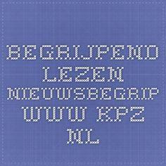 begrijpend lezen nieuwsbegrip  www.kpz.nl