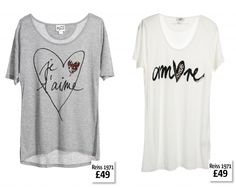 Ooh La-La, We Love Reiss's French Chic T-Shirts | Look