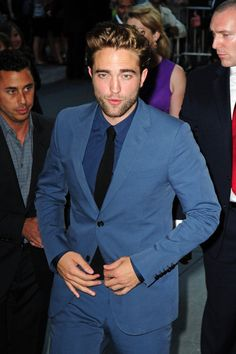 Robert Pattinson Clothes