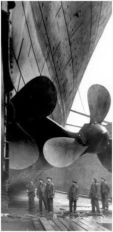 RMS Titanic - Galeria 1912 - Rafael Castillejo