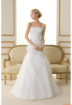 Vestidos de noiva Luna Novias 104 Talento 2013
