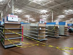 Fairfield, Alabama, this week lost a Walmart Supercenter—and a substantial portion of its local economy.