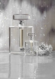 Crafted of clear, solid glass with simple beveled edges, our Harlow Perfume Bottle is clearly elegant.