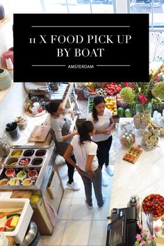 """Out for a day on a boat through the canals of Amsterdam? Check here the best food pick up places by boat: http://www.yourlittleblackbook.me/pick-up-food-with-the-boat/. Planning a trip to Amsterdam? Check http://www.yourlittleblackbook.me/ & download """"The Amsterdam City Guide app"""" for Android & iOs with over 550 hotspots: https://itunes.apple.com/us/app/amsterdam-cityguide-yourlbb/id1066913884?mt=8 or https://play.google.com/store/apps/details?id=com.app.r3914JB"""